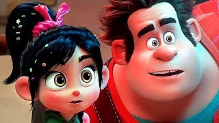 WRECK IT RALPH 2 Trailer (2018)