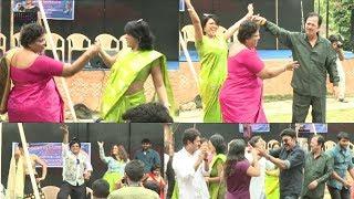 Jeevitha Rajashekar emotional speech @ Maa Vanabhojanalu..