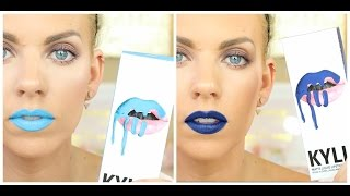 Kylie Jenner Lip Kit Haul | SKYLIE, FREEDOM, KING K, LITERALLY (Lip Swatches)