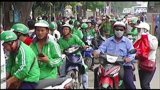 VTC14 | Những mặt trái của tài xế Grabbike