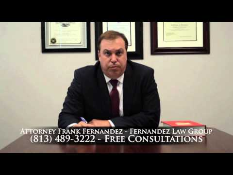 Types of Personal Injury claims in Florida and what to expect from your attorney.