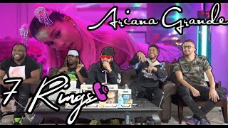 She Don't Miss! Ariana Grande - 7 Rings Official Video Reaction/Review