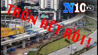 Metro Sài Gòn Đội Vốn ,Lãnh đạo Đường Sắt Bỏ Đi Mỹ, Hàng Loạt Cán Bộ Đường Sắt Xin Nghĩ Việc .