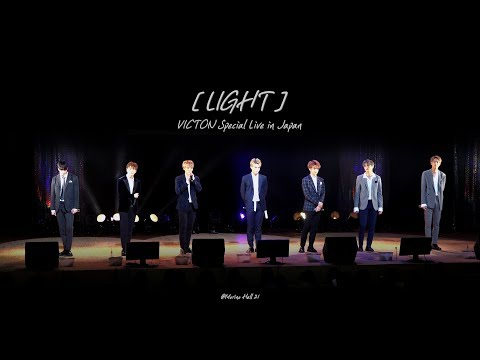 VICTON 빅톤 Special Live in Japan LIGHT
