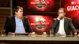 Giacobbo/Müller mit Horst Frank & Jess Jochimsen/Andreas Thiel