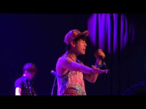io樂團在台中TADA方舟演唱