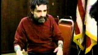 MANSON 1988 INTERVIEW  -San Quintin