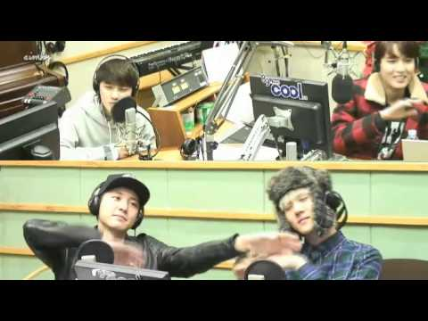 140110 Live Nothing Better EXO Sehun DO Chanyeol Super Junior Ryeowook KTR