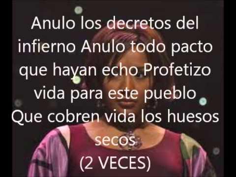 1 Anulo el decreto Nancy Amancio letra NUEVO CD 2012 -