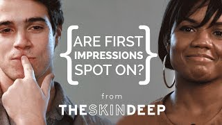Are First Impressions Spot on? | {THE AND} Kelsey & Nick