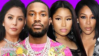 Meek Mill mistreated Nicki Minaj? | Meek vs. Vanessa Bryant | K.Michelle addresses butt collapse