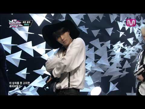 샤이니_상사병 (Symptoms by SHINee@Mcountdown 2013.10.10)