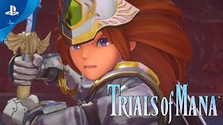 Trials of mana :  bande-annonce