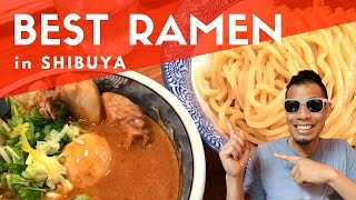 Best Ramen in Tokyo ? Shibuya - Manmosu