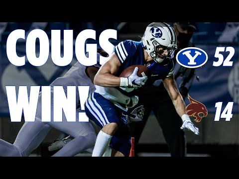 BYU vs Texas State | October 24, 2020 | Highlights