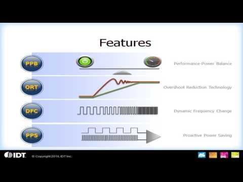 VersaClock 3S Low Power Programmable Clock Generators by IDT