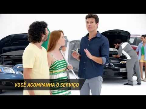 O Brasil está descobrindo uma nova Chevrolet. Descubra você também.