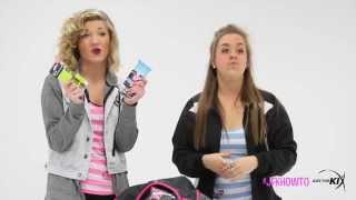What To Bring To Dance Class - Just For Kix How-To: Episode #8