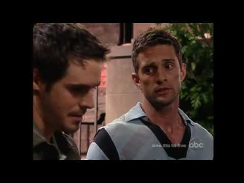 One Life To Live - Gay Cop Storyline Oliver FISH (Scott Evans) & KYLE Lewis (Brett Claywell)