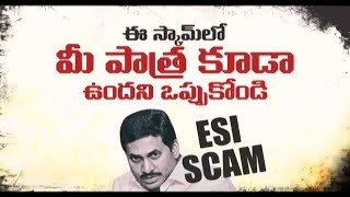 Minister Jayaram behind ESI scam: Nara Lokesh..