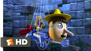 Shrek 2 (2004) - I'm Wearing Ladies' Underwear Scene (6/10) | Movieclips