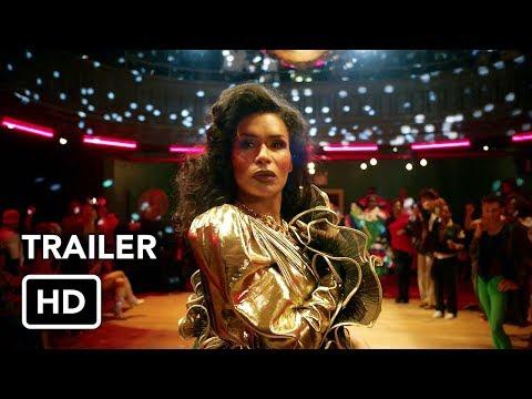Pose (FX) Trailer HD - Evan Peters, Kate Mara series