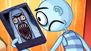 Troll Face Quest Horror 2 Vs Troll Face Quest Horror : 🎃Halloween Special🎃 - All Levels All Hints
