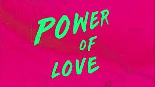 鄭秀文 Sammi Cheng X 鐵樹蘭 Tie Shu Lan -  Power Of Love (Official Music Video)