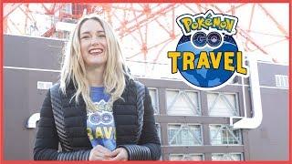 Pokémon GO Travel takes the Global Catch Challenge to Tokyo