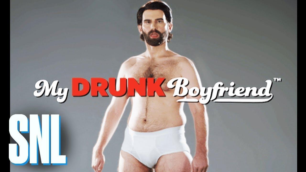 Drunk boyfrend