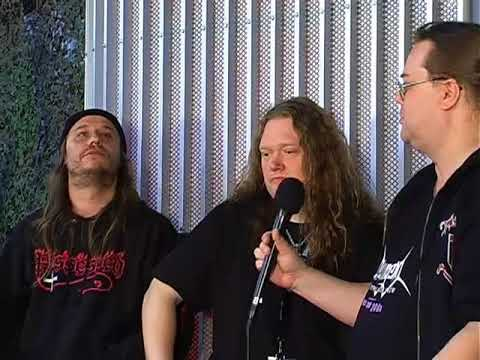 Monster of Death-Tour: Grave, Entombed, Dismember, Unleashed: Interview