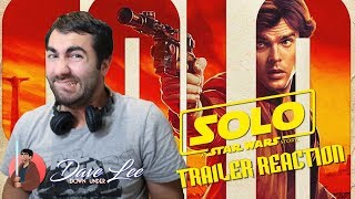 SOLO: A STAR WARS STORY - Official Teaser Trailer Reaction