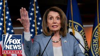 Pelosi, Schiff hold press conference on Trump impeachment inquiry