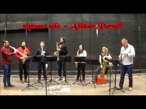 Man-Mou - Soprano Saxophone and Sax Sextet