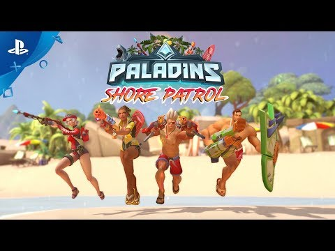 Battle Pass Shore Patrol