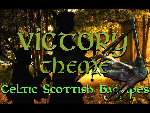 Ronan Fed - Victory Theme (Scottish Highlands Bagpipes Epic Celtic Music)