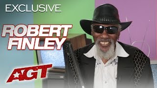 Robert Finley Came To Rock The House For America! - America's Got Talent 2019