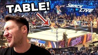 NO DQ SD LIVE DARK MATCH REACTION - WWE Smackdown Live 5/13/19