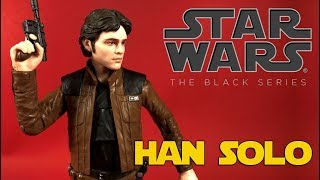 HAN SOLO; Star Wars The Black Series