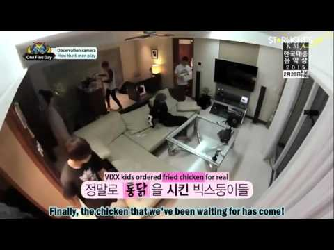 [ENG SUB] VIXX - Babies are Playing Well by Themselves