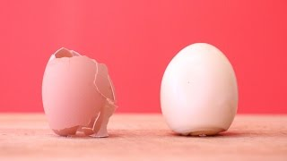 How to Peel an Egg in under 10 Seconds- 3 Methods