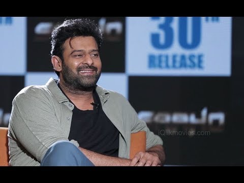 Prabhas-Special-Interview-About-Saaho-Movie
