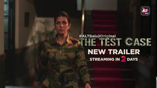 New Trailer | The Test Case | 2 Days to go