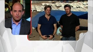 CNN crew's heroic reporting in Iraq