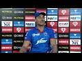 Delhi Capitals vs Sunrisers Hyderabad Post Match Conference