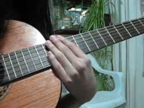 Pacman En Guitarra Criolla  Version Jugable!