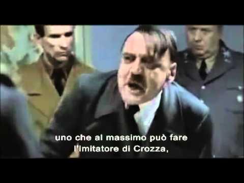 La caduta di Berlusconi