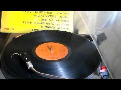 Luisin Landaez Macondo RCA Victor CML-2891-X Reproducido Sony PS 212
