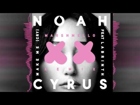 Noah Cyrus - Make Me (Cry) [feat. Labrinth] (Marshmello Remix)