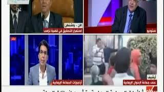 الآن | مدير تحريرجريدة الأهرام: الشائعات التي يطلقها الإخوان ...